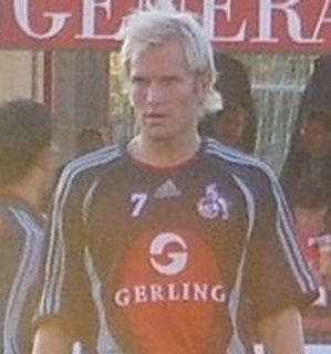 Pekka Lagerblom Finnish footballer