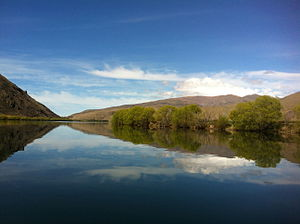 Otematata - Image: Lake Aviemore at it's best