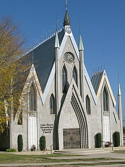 Lake Perris Seventh-day Adventist Church