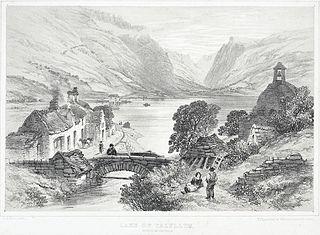 Lake of Talyllyn: Merionethshire