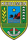 Coat of arms of Kebumen