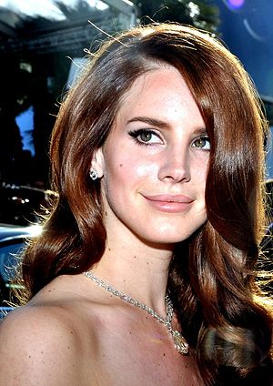 Lana Del Rey - Del Rey at the 2012 Cannes Film Festival