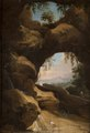Landscape with views through the cave (Jan Asselyn) - Nationalmuseum - 158021.tif