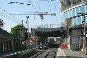 Image illustrative de l'article Gare de Lansdowne Road