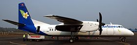 LaoAirlines MA60 Exterior.JPG