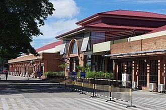 Laoag - Image: Laoag International Airport terminal exterior