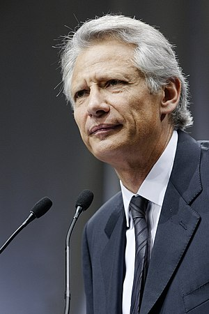 Dominique de Villepin - Image: Launch Republique Solidaire 2010 06 19 n 04