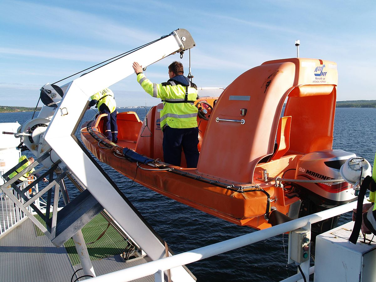 Fast Rescue Craft For Sale