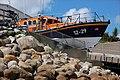 Launching Newcastle lifeboat (1 of 7) - geograph.org.uk - 488010.jpg