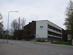 Laurea University of Applied Sciences - Campus of Laurea UAS in Leppävaara, Espoo