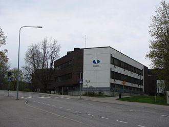 Laurea University of Applied Sciences - Campus of Laurea UAS in Leppävaara, Espoo