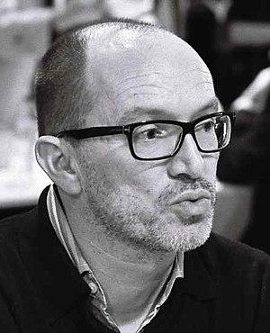 Prix du roman Fnac - Image: Laurent Mauvignier redux