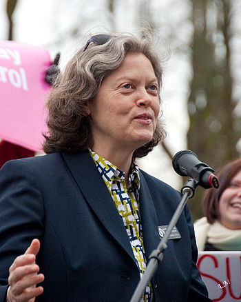 English: Washington State Representative Lauri...