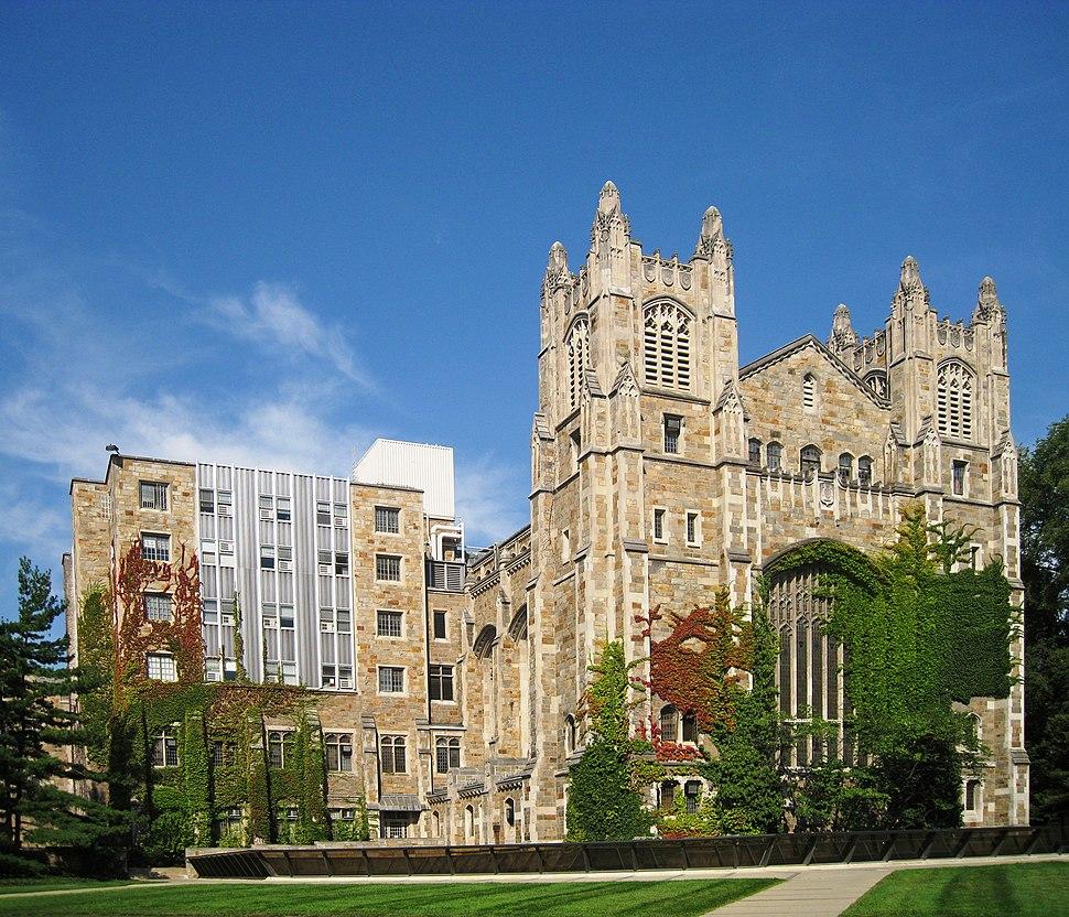 Law School Facade 2009