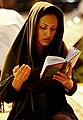 Laylat al-Qadr 19th Ramadan 1429 AH in Behesht-e Zahra, Tehran (11 8706300789 L600).jpg