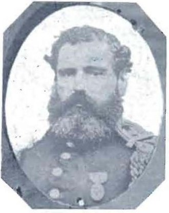 Battle of Boquerón (1866) - Image: León de Pallejas