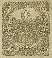 Leŭ Sapieha, Pahonia. Леў Сапега, Пагоня (1619).jpg