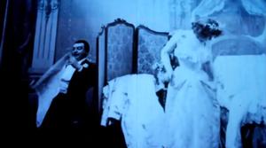 Le Coucher de la Mariée - Frame from Le coucher de la mariée