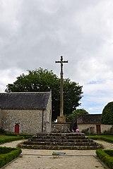 croix de cimetière du Guerno