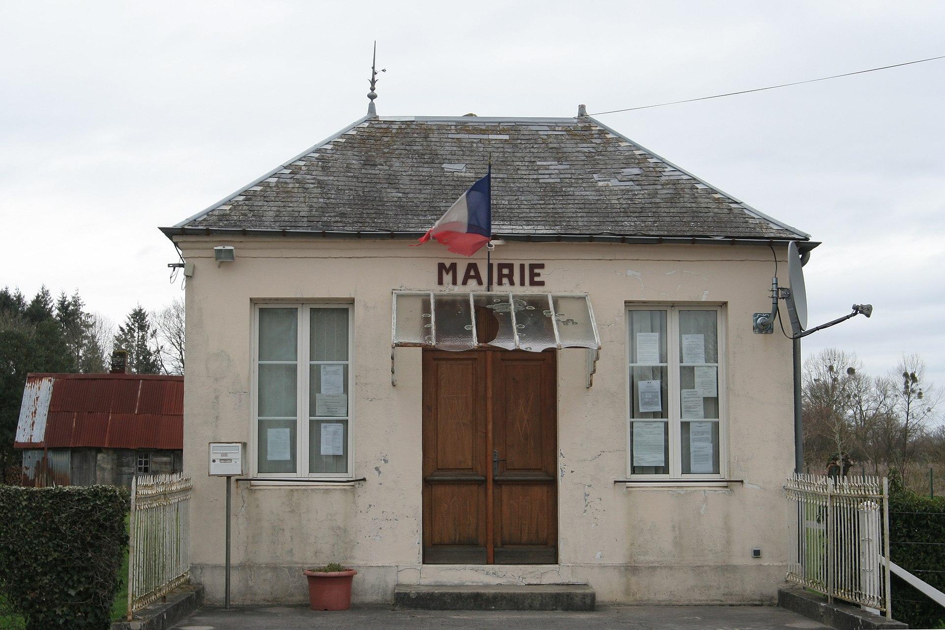 Mairie St Georges Haute Ville