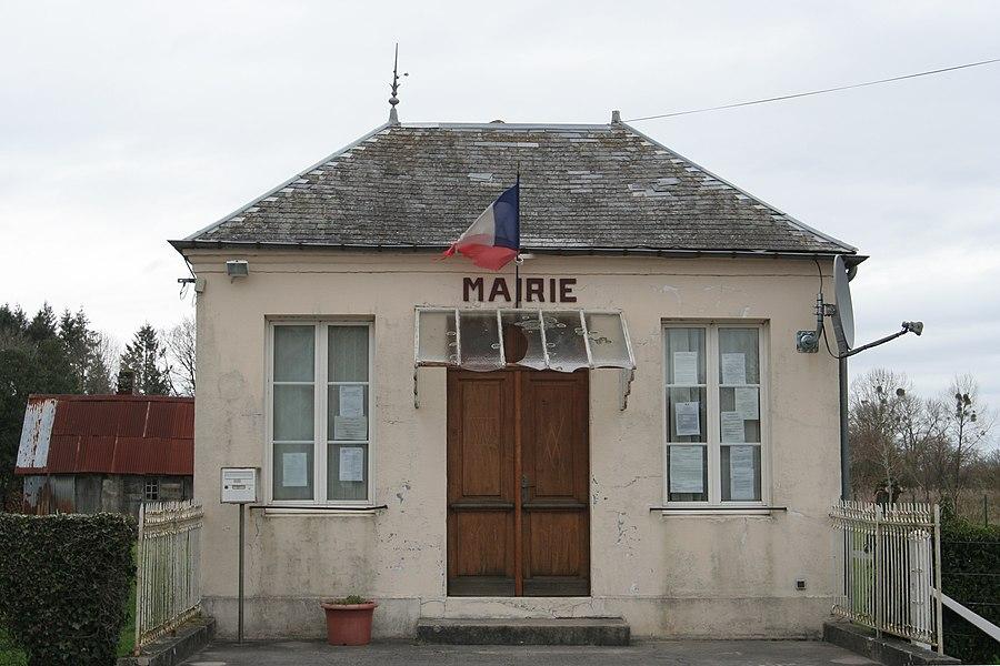 Mairie du Theil-en-Auge.