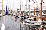 Le bassin des yachts classiques du Musée Maritime de La Rochelle (1).JPG