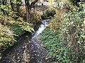 Le cours d'eau Toison à Villieu, commune de Villieu-Loyes-Mollon (Ain, France) en novembre 2017 - 1.jpg