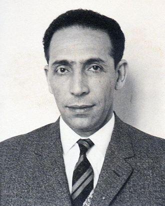 Mohamed Boudiaf - Image: Le jeun Mohamed Boudiaf