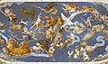 Le plafond de la salle de la Mappemonde (Palais Farnese, Caprarola, Italie) (27800951548).jpg