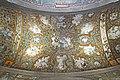 Le portique de la cour circulaire intérieure (Palais Farnese, Caprarola, Italie) (39916971160).jpg