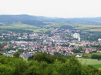 Lebach - Lebach in 2007