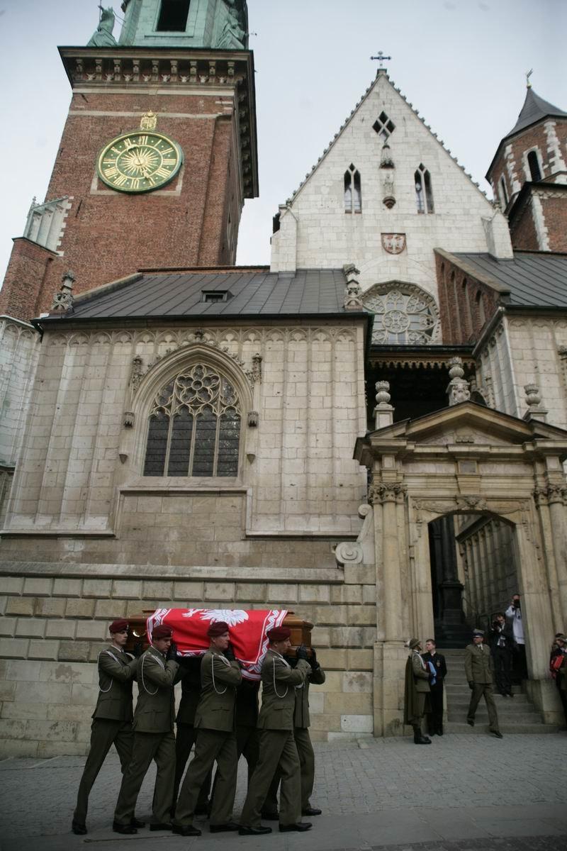 Lech Kaczyński funeral
