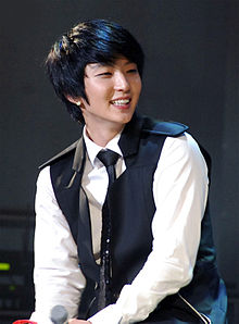 Lee Joon-gi at Yeonse University, 2010.jpg