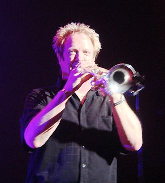 Lee Loughnane - Loughnane in 2008