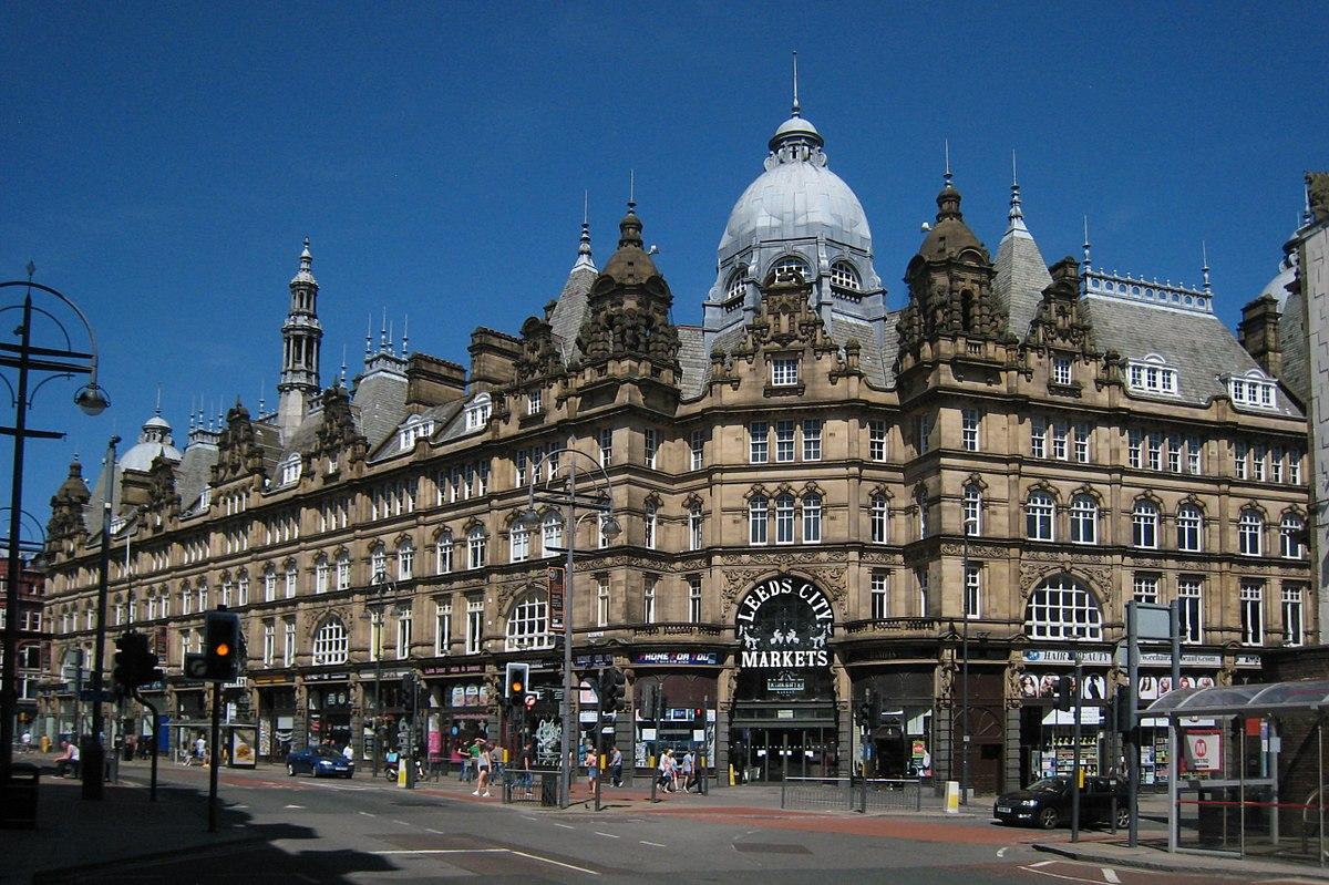 Image result for Leeds City Market
