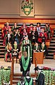 Leeds University graduation in the Great Hall 2012.jpg