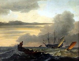 Ships on Choppy Seas