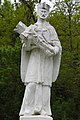 Lengyeltóti, Nepomuki Szent János-szobor 2021 08.jpg