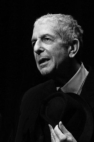 1934 in Canada - Leonard Cohen in 2008