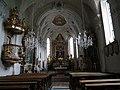 Lesachtal Wallfahrtskirche Maria Luggau Innen 2.JPG