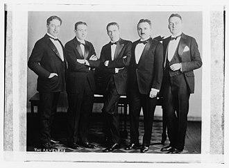The Revelers - The Revelers in 1925