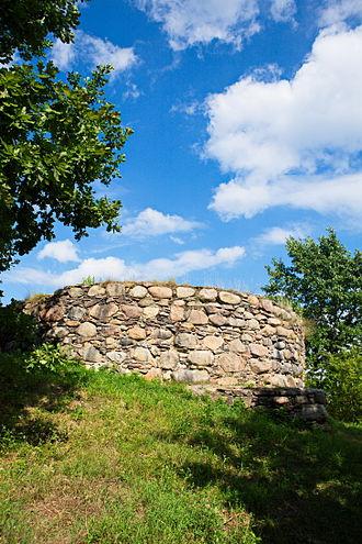 Liškiava - Liškiava Castle