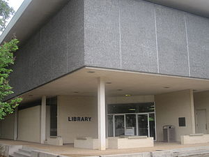 Southern University at Shreveport - Southern University at Shreveport Library