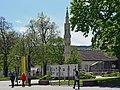 Lichtsäule Stiftsplatz Klosterneuburg.jpg