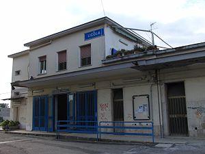 Licola (Pozzuoli) - Licola station building