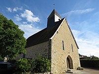 Lignières-la-Carelle - Eglise 02.jpg