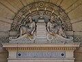 Lille (Rijsel) Palais Rameau fronton.jpg
