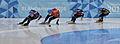 Lillehammer 2016 - Short track 1000m - Men Semifinals - Daeheon Hwang, Shaoang Liu, Kazuki Yoshinaga and Kyunghwan Hong 2.jpg