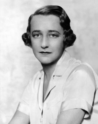 The Children's Hour (play) - Lillian Hellman in 1935