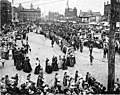 Lima, Ohio suffrage march in 1914.jpg